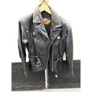 Collectors item Harley-Davidson leather jacket